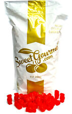 SweetGourmet Ferrara JuJu Hot Cinnamon Bears - 5LB FREE SHIPPING!