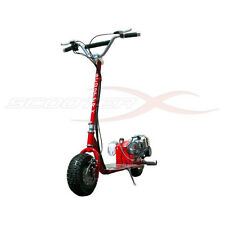 Off road All Terrain Trick Scooter Mixed Gas Fuel 2 Stroke Scooter Rear Pegs New