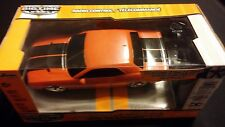 Dodge Challenger SRT8 Orange Remote Radio Control RC Car 1:24 BIG TIME MUSCLE