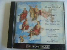 BRUTON CHOPIN SEQUEIRA COSTA BRUTON MUSIC RARE LIBRARY MUSIC SOUNDS CD