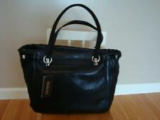 NWT Women Guess Lekika Small Carryall Tote Handbag Purse BLACK
