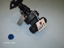 """VOGT Globe Valve Series #SW12141 1/2"""" S/W A105 Body 1975 PSI at 100F (NEW)"""