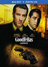 Goodfellas (25th Anniversary Edition) [Blu-ray], Excellent Dvd, Various, Various