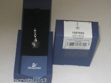 Swarovski Clear Crystal Flower Charm (NEW)