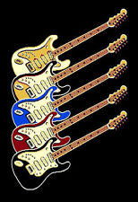4x6 Rug Modern Guitar Music Rock n Roll  Recording Studio Only Electric Guitars