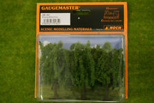 WEEPING WILLOW TREES 3 per pack 3 inches Gaugemaster HO/OO Scale GM185