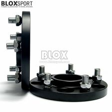 4X 15mm 5x108 to 5x114.3 Wheel Adapters fit Volvo C70 S40 & Range Rover Evoque
