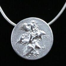 LAPPONIA 925s Sterling Silver Ciondolo Finlandia Hallmark k9 2011