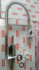 Franke PROFFESIONAL SENTINEL pull out spray MONOBLOC Kitchen SINK TAP GENUINE