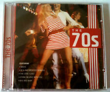 THE 70'S COMPILATION - HEATWAVE/TAVARES/PILOT  CD NEUF