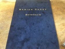 MARIAH CAREY - Daydream - Japanese Crushed Velvet Hardback Book Promo only,RARE.