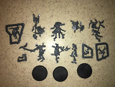 Warhammer Age of Sigmar Silver Tower Chaos Beastmen Tzaangors x3 new on sprue G