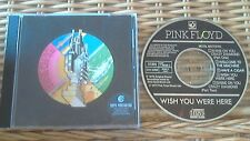 Pink Floyd-Wish You Were Here**RARE EARLY JAPANESE MADE/PRESS-BLACK FACE**FRPOST