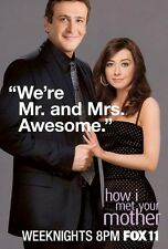 POSTER HOW I MET YOUR MOTHER E ALLA FINE ARRIVA MAMMA 3