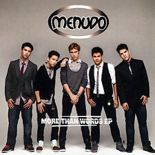 ***NEW & SEALED: More Than Words [EP] by Menudo (CD, Dec-2007, Epic (USA))***