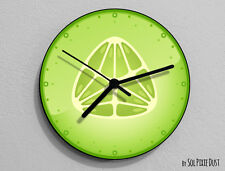 Cucumber Fruit Wall Clock