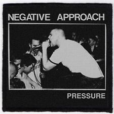 NEGATIVE APPROACH PATCH / SPEED-THRASH-BLACK-DEATH METAL