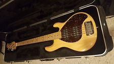 Ernie Ball Musicman Stingray 5 HH Bass with OHSC