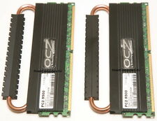 4gb KIT OCZ Reaper Series. ddr2-1066 pc2-8500 SD-RAM. 2x 2gb