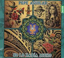 Pepe Aguilar No lo Habia Dicho CAJA DE CARTON New Nuevo Sealed