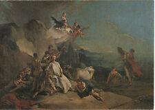 Alte Kunstpostkarte - Giambattista Tiepolo - Die Entführung Europas