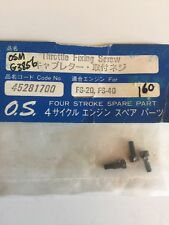 OS Engines Throttle Fixing Screw For FS-20,FS-40