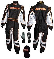 Race Suit Go Kart CIK/FIA Level 2 (Free gifts included)