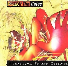 AT THE GATES Terminal Spirit Disease CD 2003 Peaceville Records REISSUE DIGIPAK