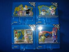 CARTOON NETWORK MINI DIORAMAS WITH FIGURINES 3D DISPLAY COLLECTIBLES MINIATURES