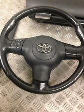 2005 TOYOTA RAV4 RAV 4 2.0 D4D 5DOOR MULTI FUNCTIONAL STEERING WHEEL DASH COVER