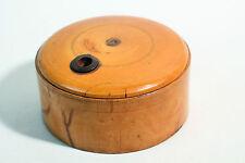 Kleines 1880 Roulette Spiel für Reise / treen miniature travelling roulette
