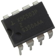 Intersil X9C503PZ Potentiometer lin 50kΩ XDCP™ Digitally Controlled DIP-8 856706