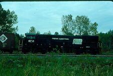 PC-Penn Central U23C # 6711 @ Selkirk NY.1976 Kodak slide