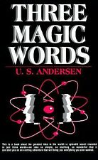 Three Magic Words by Uell S. Andersen (1977, Paperback, Annual)