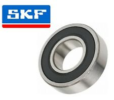 SKF 61802 6802 2RS Sealed Thin Section Bearing - New (15x24x5)