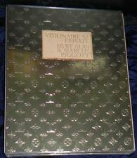 RARE Visionaire # 52 Private Louis Vuitton 2007 Rare #2261 of only 2500 copies!