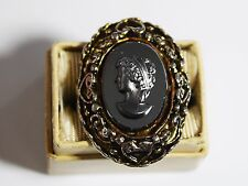 Vintage, Cameo Ring -  size 7.5