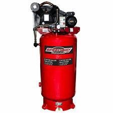 Speedway 5-HP 80-Gallon Two-Stage Air Compressor