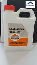 Lead Sheet Cleaner