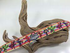 """BTY 7/8"""" Kids Super Hero Squad Ribbon Hair Bows Lanyards Lisa"""