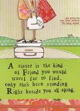 CURLY GIRL CARD: SISTER - POST DAILY + WORLDWIDE