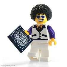 LEGO Collectible MiniFigure: Series 2: #13 - Disco Dude (Sealed Pack!)