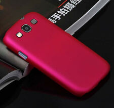 For Samsung Galaxy Ace 4 G357 Snap On Rubberized hard case back cover