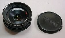 CONTAX Carl Zeiss Tessar 45/2.8 AEJ Lens Modified in M42 for Pentax K Sigma SA