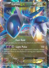 """x1 Latios-EX - XY72 - """"Power Beyond"""" Tin Promo Pokemon XY Promos M/NM"""
