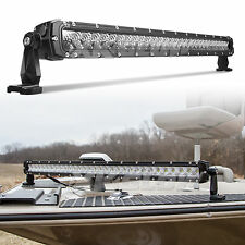 Boat Marine Fishing LED Light Bar DC 9-36V Water Proof Search Light 30 inch 150W