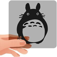TOTORO Black Decal Ghibli Laputa Jdm Anime Window Sticker Car  Laptop free P&P