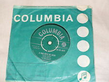 Slim Dusty - A Pub with No Beer / Once when I was Mustering - Columbia DB 4212
