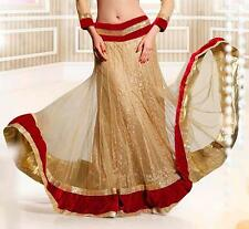 Belly Dance Tribal Bollywood Dancing Traditional Indian lengha saree skirt maxi