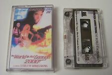 STRETCH ARMSTRONG - THE WORLD IS NOT ENOUGH CASSETTE (TAPE KINGZ) Raekwon Jay-Z